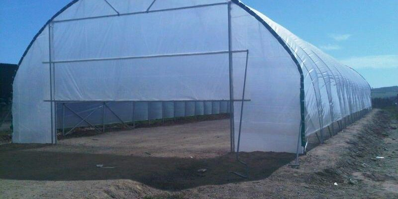 Greenhouse Tunnels Lesotho